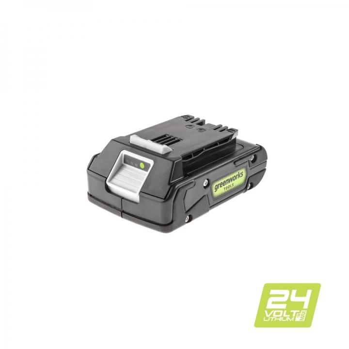 Аккумулятор Greenworks G24B2 (2 Ah) без ЗУ