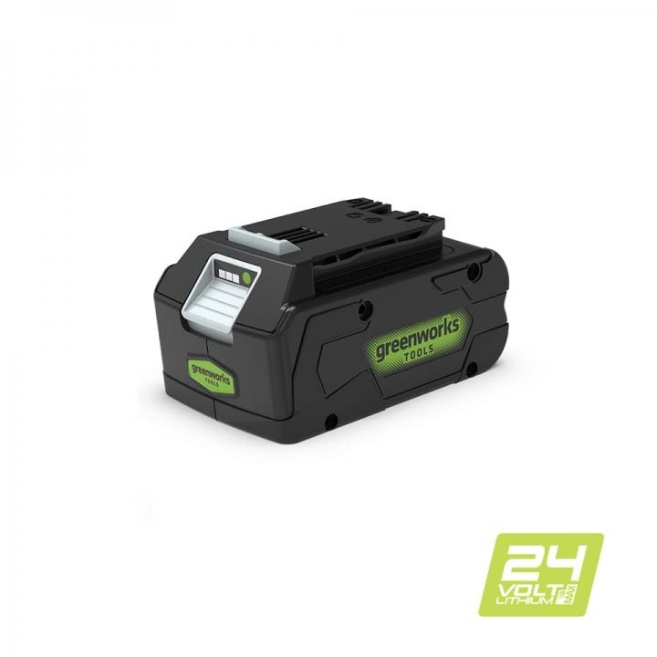 Аккумулятор Greenworks G24B4 (4 Ah) без ЗУ