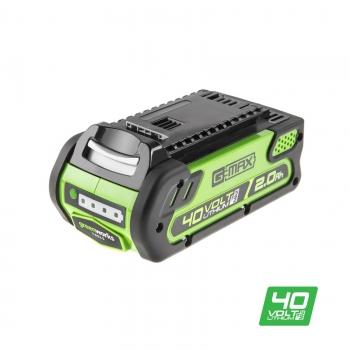 Аккумулятор Greenworks G40B2 (2 Ah) без ЗУ