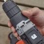 Аккумуляторная ударная дрель-шуруповерт BLACK+DECKER BDCHD12S1