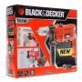 Дрель ударная BLACK+DECKER KR504CRE