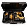Перфоратор аккумуляторный бесщеточный SDS-Plus DeWALT DCH273P2