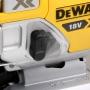 Пила лобзиковая аккумуляторная бесщёточная DeWALT DCS334P2