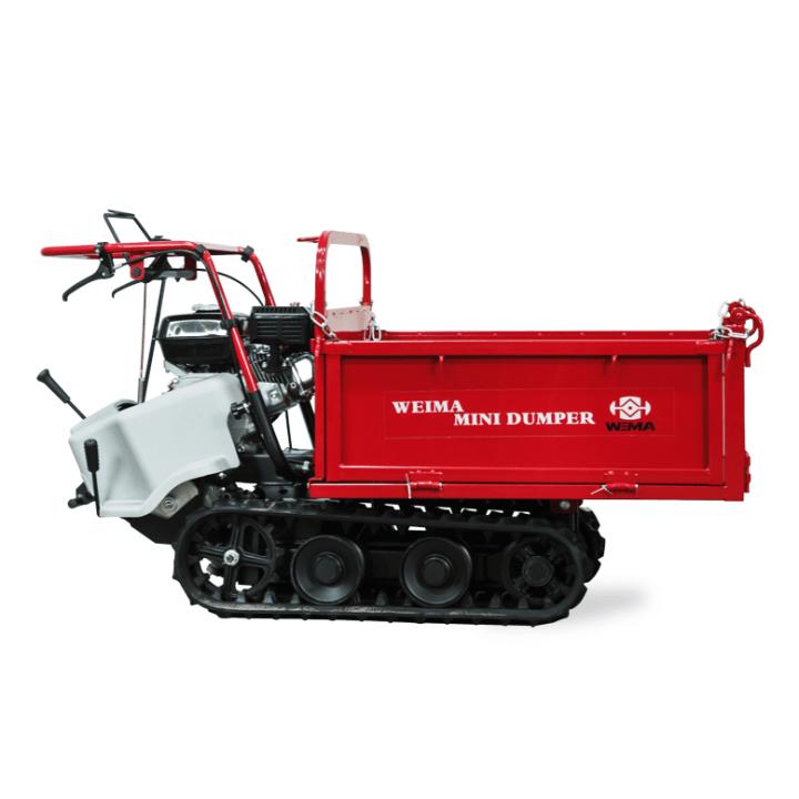 Тележка гусеничная (прицеп - самосвал) WEIMA WM7B-320A