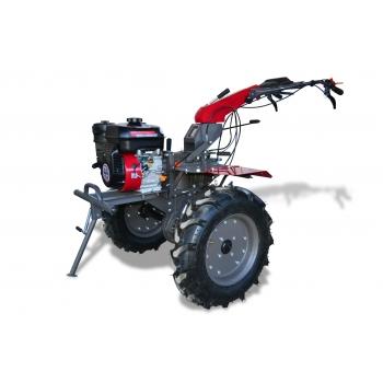 Мотоблок WEIMA DELUXE WM1100С-6 КМ DIFF (двигатель - бензин 7,0 л.с. с дифференциалом, колеса 5х12)