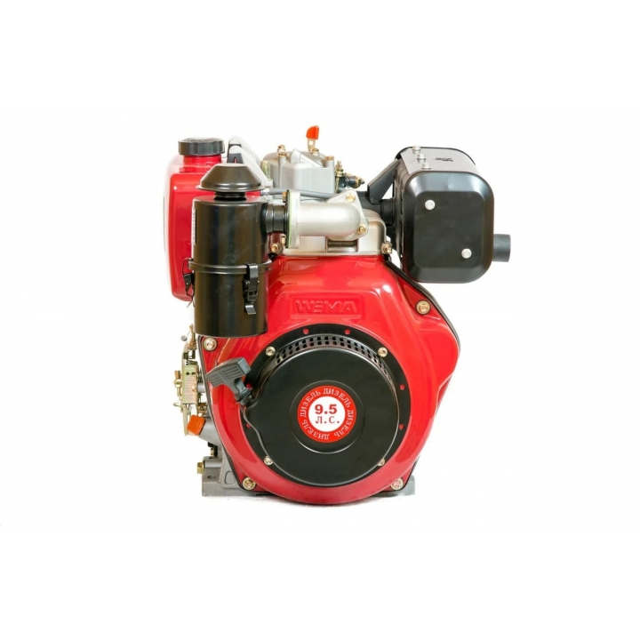Двигатель дизельный Weima WM186FB (шлиц)