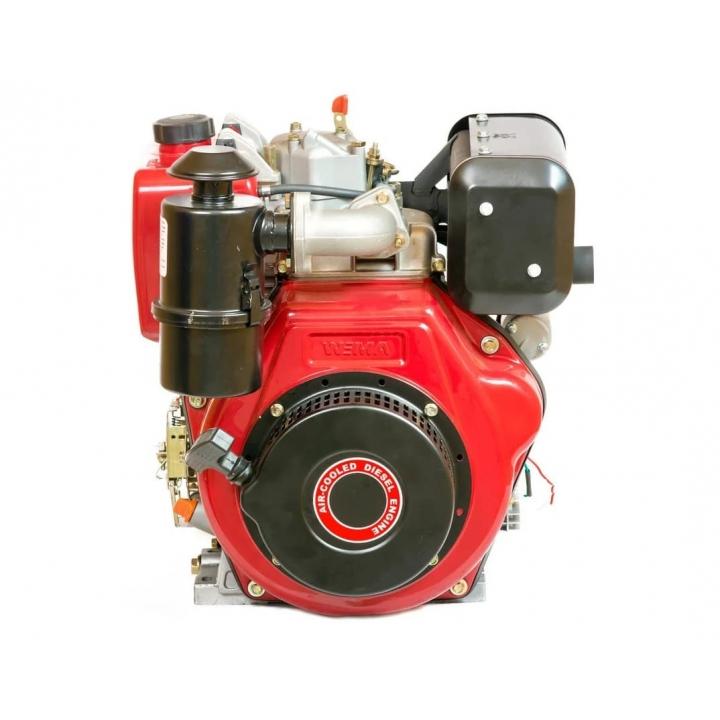 Двигатель дизельный Weima WM186FBE сьем. цил. (шпонка)