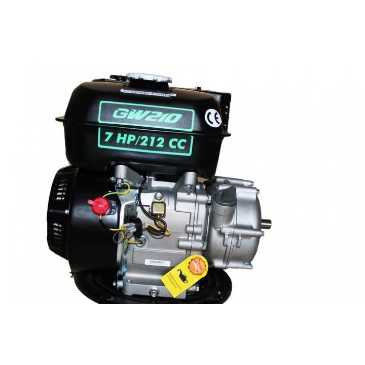 Двигатель GrunWelt GW210F-S ( R ) с центробежным сцеплением