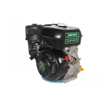 Бензиновый двигатель GrunWelt GW 460F-S