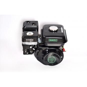 Двигатель бензиновый GrunWelt GW170F-Q (Шпонка 19мм)