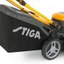 Газонокосилка аккумуляторная бесщёточная самоходная STIGA Combi50SQDAE