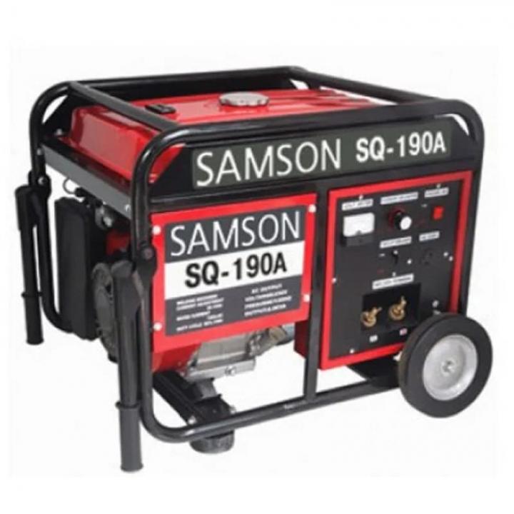 Генератор cварочный бензиновый Samson SQ-190A