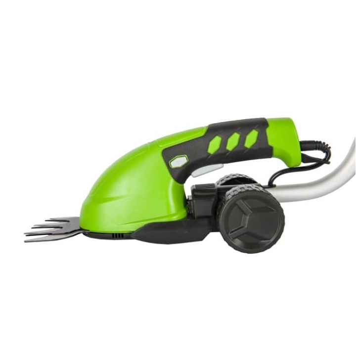 Ножницы садовые аккумуляторные Greenworks с удлинителем G3,6GS с АКБ и ЗУ