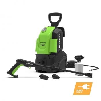Мойка высокого давления Greenworks G20 230V