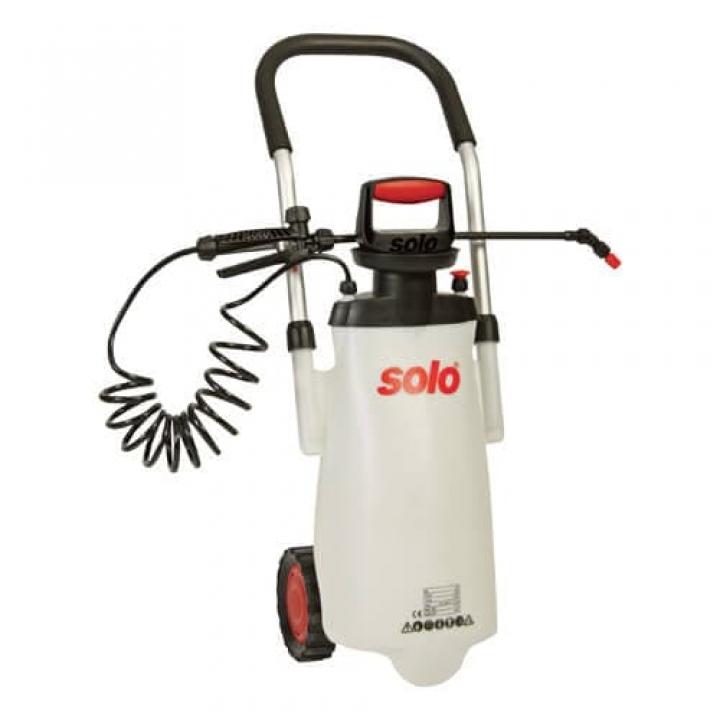 Опрыскиватель ручной мобильный (на колесах) SOLO 453