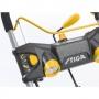 Снегоуборщик аккумуляторный бесщёточный STIGA ST8051AE