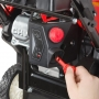 Снегоуборщик бензиновый INTERTOOL SN-4000