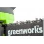 Цепная пила аккумуляторная Greenworks G24CS25 без АКБ и ЗУ
