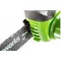 Цепная пила аккумуляторная Greenworks G40CS30 без АКБ и ЗУ