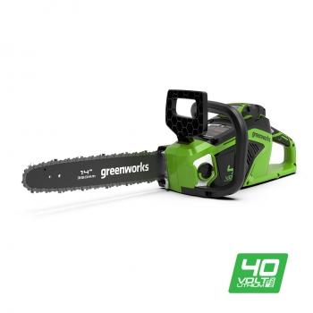 Цепная пила аккумуляторная Greenworks GD40CS15 без АКБ и ЗУ