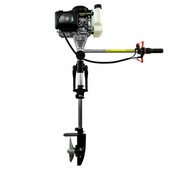 Лодочный мотор GRÜNWELT GW-170FC