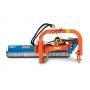 Мульчирователь KDL 220 STARK c гидравликой + кардан