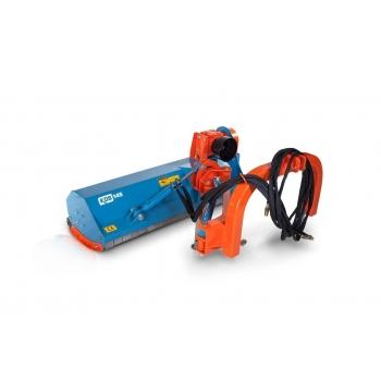 Мульчирователь KDS 145 STARK c гидравликой и с карданом