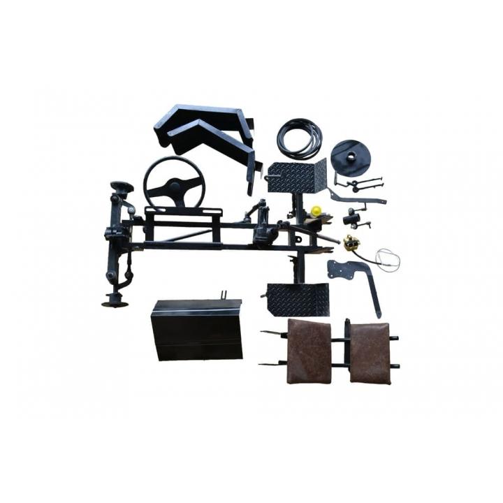 Комплект для переделки мотоблока в минитрактор Premium-3