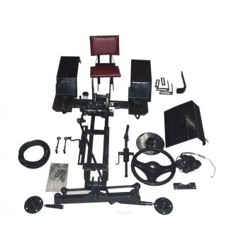 Комплект для переделки мотоблока в минитрактор Premium
