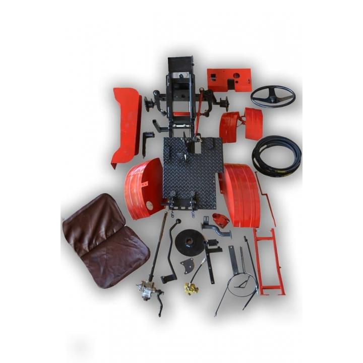 Комплект для переделки мотоблока в трактор Expert-2