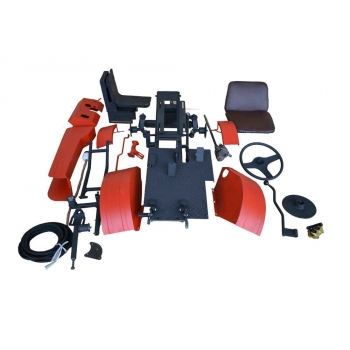 Комплект для переделки мотоблока в трактор Expert