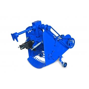 Картофелекопатель механизированный(транспортёрный) КМ-5 под ВОМ  для мотоблока WEIMA WM1100-6 NEW