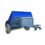Прицеп к мотоблоку 1250х1950 (универсал. ст)
