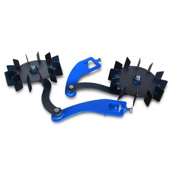 Опорные колёса (опорные катки для двойной сцепки или системы MODERN, комплект - 2шт.)