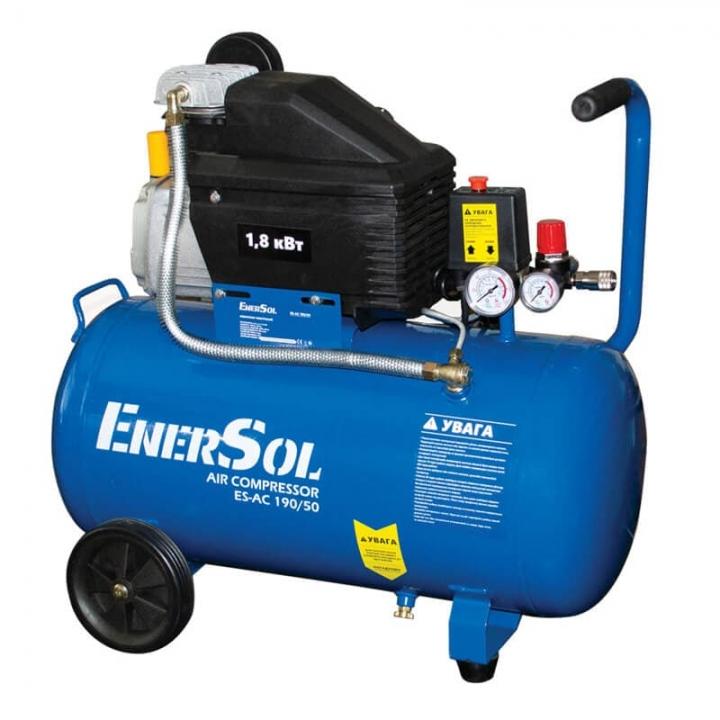 Компрессор воздушный поршневой EnerSol ES-AC190-50-1