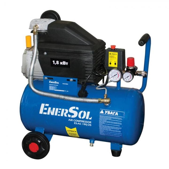 Компрессор воздушный поршневой EnerSol ES-AC190-25-1